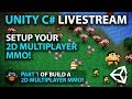 C# with Unity Live Programming #8 - Mult