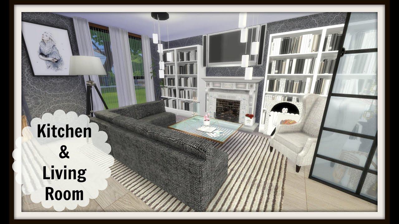 Living Room Ideas Sims