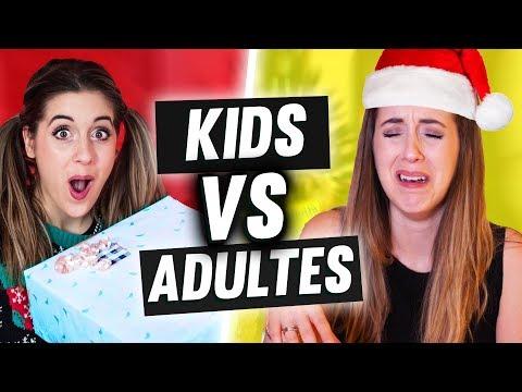 NOËL KIDS VS ADULTES   DENYZEE