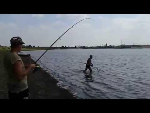Рыбалка в с.Воссиятское