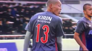 大学サッカーNO1 流通経済大学の13番 小野原選手をピックアップ! thumbnail