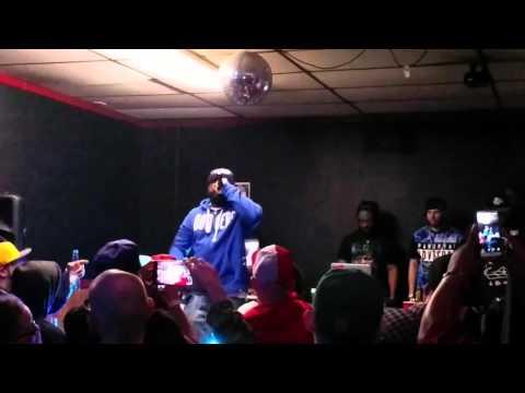 KXNG CROOKED Live in Toledo