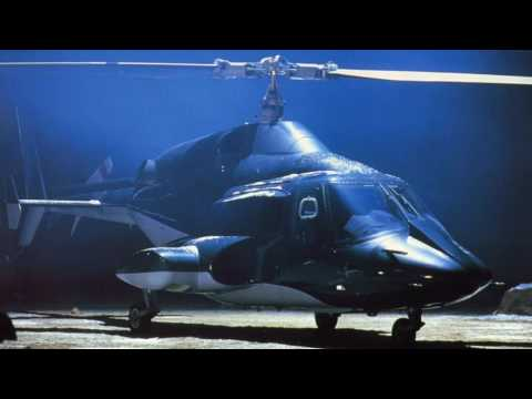 Airwolf Main Theme  Orchestral