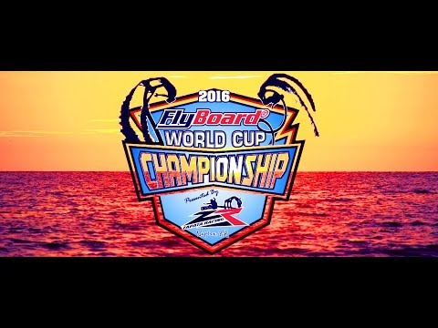 FlyBoard World Cup 2016 French