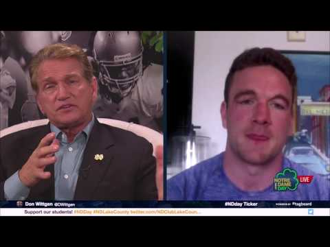 Interview with Mike Lee '09 - Notre Dame Day 2017