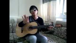 Hiep_Chick: Tuyết rơi phong cách (guitar)