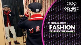 When Ralph Lauren the Polo Designer Joined Team USA at the Olympics | Fashion Behind