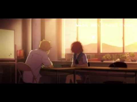 Locked Away Lyric AMV | Kyoukai no Kanata ( Beyond the Boundary)