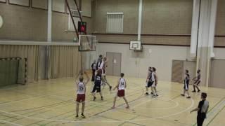 PUS-Basket - Kerava, 17.12.2016