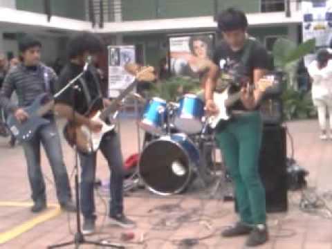 tocadas en Icel Campus zaragoza!!!