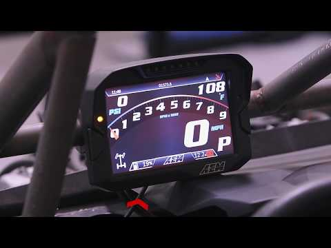 AEM CD7 Dash Polaris RZR Plug And Play