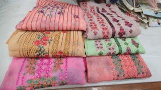 পাইকারি দামে কিনুন ইন্ডিয়ান ব্যান্ডের থ্রি পিচ |indian party dress collection and price