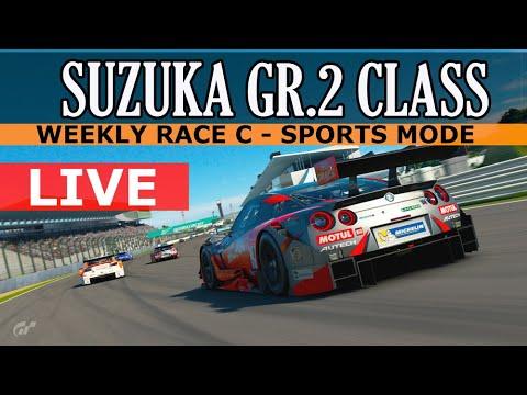 [LIVESTREAM] : Sports Mode Sunday - GR.2 @ Suzuka