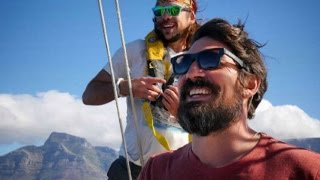 WATCH: This crew has been sailing for the world for seven years