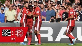 Der pflichtspielauftakt 2019/20 verlief erfolgreich: mit 3:1 hat sich die fortuna nach verlängerung gegen den fc 08 villingen durchgesetzt. highlights gi...