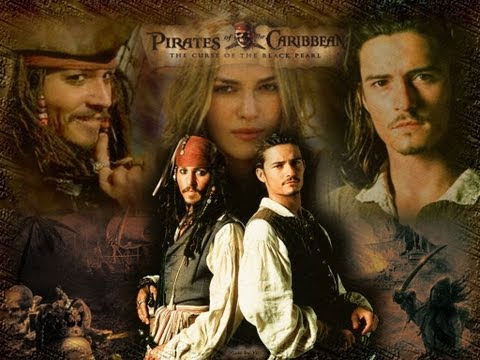 The 5th PIRATES OF THE CARIBBEAN Film Has An  Title  AMC Movie