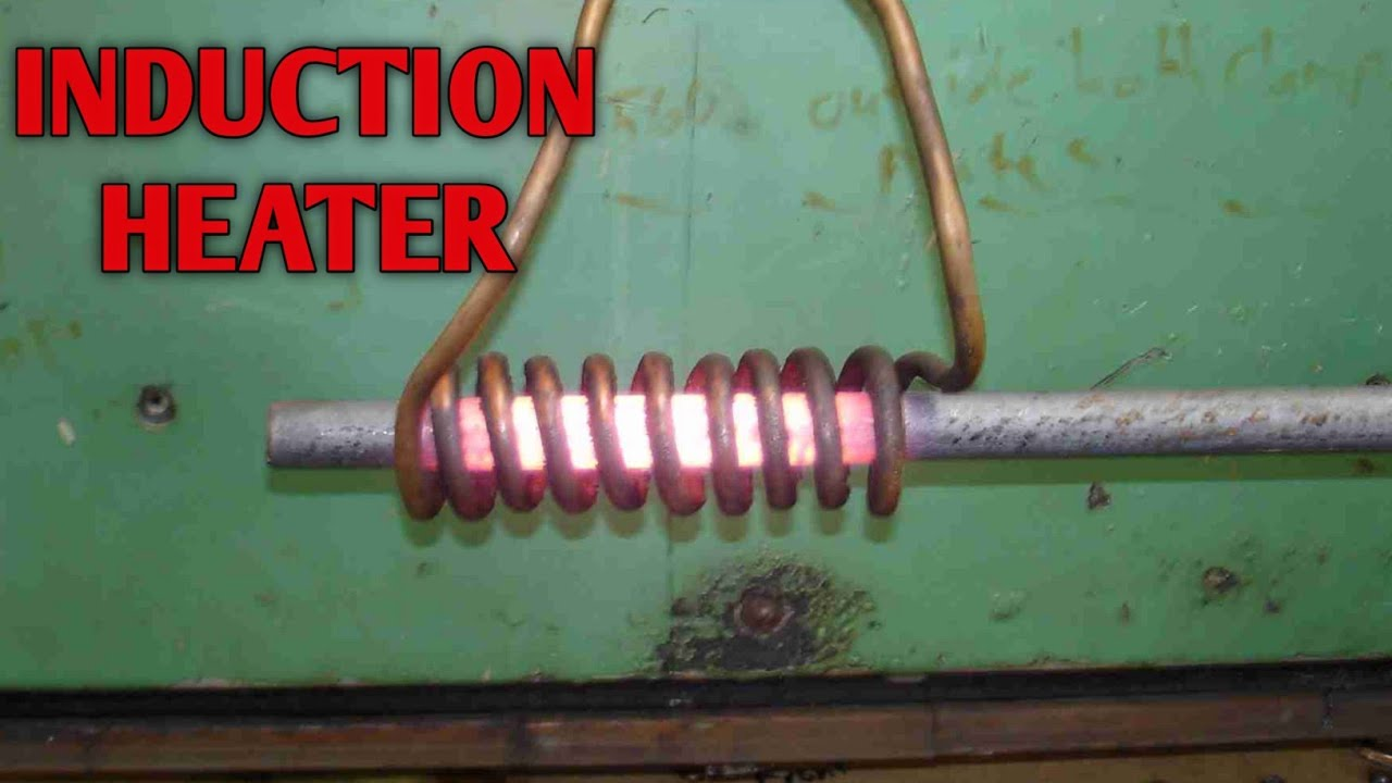 Induction Heater Diy Gadget In Extremis 36v Battery Indicator Wiring Diagram How To Make At Home Youtube
