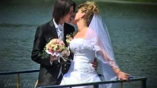 Поёт невеста Алина.Свадьба Алексея и Алины 22.05.2011