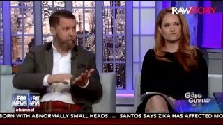 Fox guest Gavin McInnes: 'By every metric men have it worse'