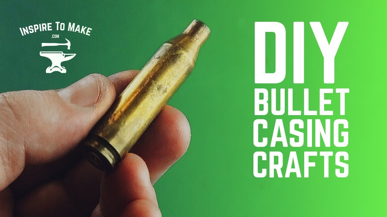 Diy Crafts With Shotgun Shells