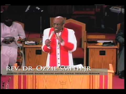 CLIP OF THE WEEK: REV. DR. OZZIE E. SMITH, Jr.