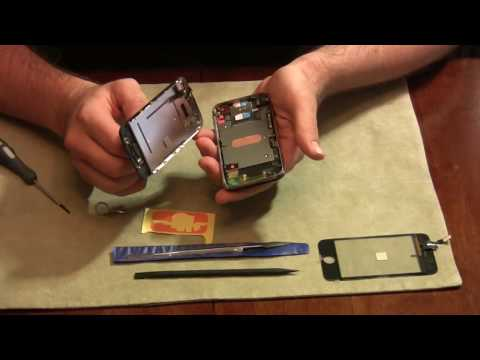 fix iphone screen how to fix an iphone screen glass digitizer 1433