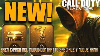 Call Of Duty Black Ops 3 - Il Nuovo Contratto SPECIALE regalerà BREN e PPSH!? NUOVE ARMI