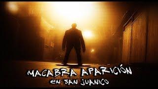 Macabra aparición en San Juanico | Relato de un Policía | Frecuencia Paranormal