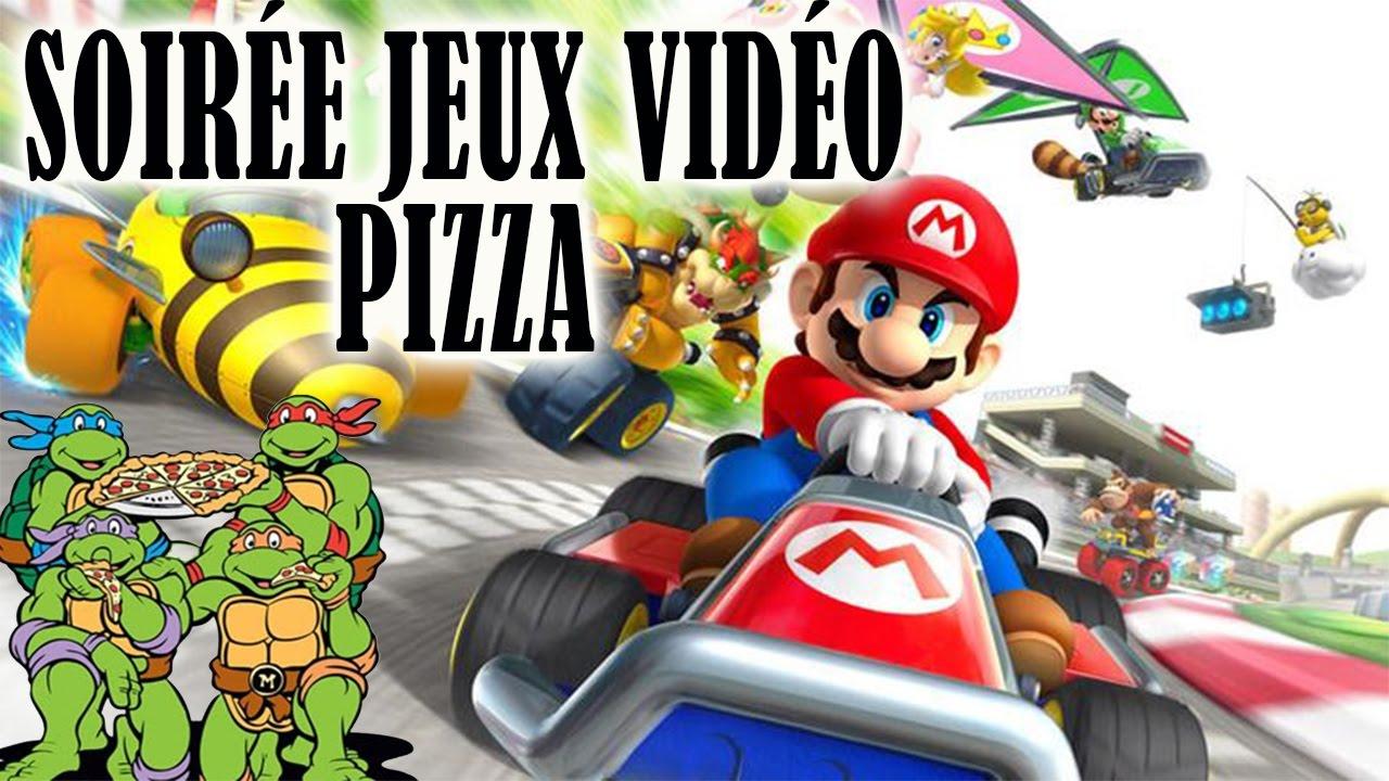 Soirée Jeux Video / Pizza pour les enfants de l'Académie ...