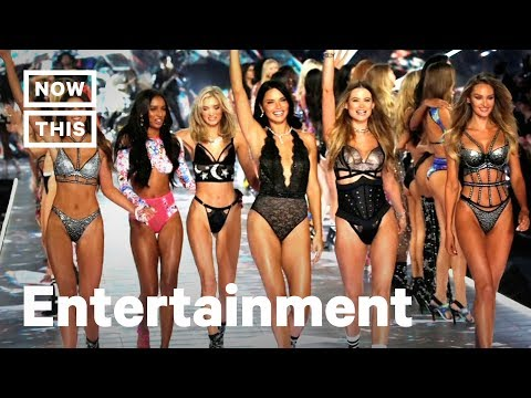 Why the Victoria&39;s Secret Fashion Show Is Going Off the Network Air  NowThis