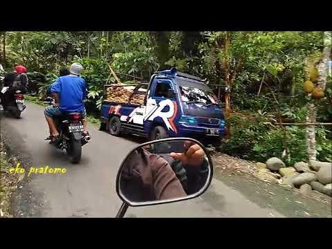 Jalur BUKIT SIREGOL Sirau Karangmoncol Purbalingga | Jelajah Wisata Bukit Siregol