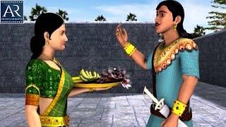 Kids Moral Stories in Hindi | Panchatantra Kahaniya | Part 2/10 | AR Entertainments