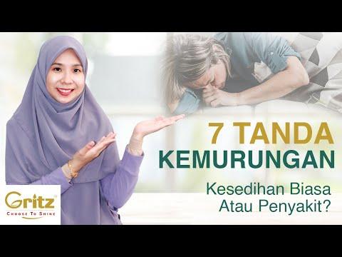 7 Tanda Kemurungan. Cegah Sebelum Parah!