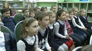 Встреча юных читателей с актерами ФЭСТа в Центральной детской библиотеке