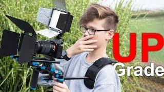 Das ULTRA UPGRADE! +Neuer KAMERAMANN stellt sich vor! - Daily Vlog 17