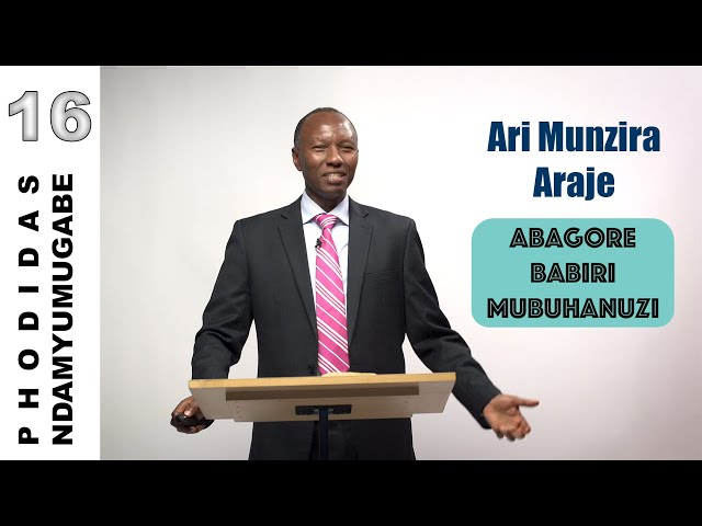 #16 Abagore Babiri Mubuhanuzi