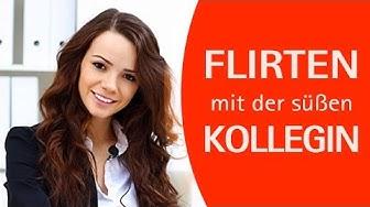 Flirten mit der Kollegin / Kellnerin / Praktikantin / Kassierin / etc.