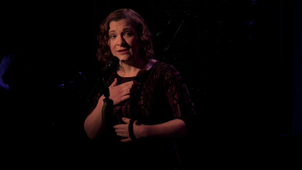 Daisy Eagan Hold On Secret Garden Lucy Simon Marsha Norman Youtube