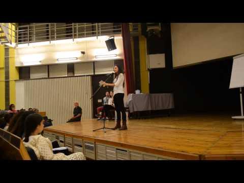 Haidy Zakaria- High school