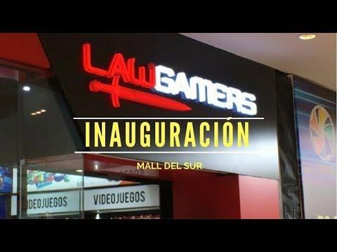 Inauguración de tienda Law Gamers - Mall del Sur