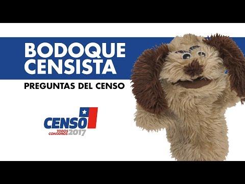 Censo 2017 - Bodoque Censista - Preguntas Del Censo