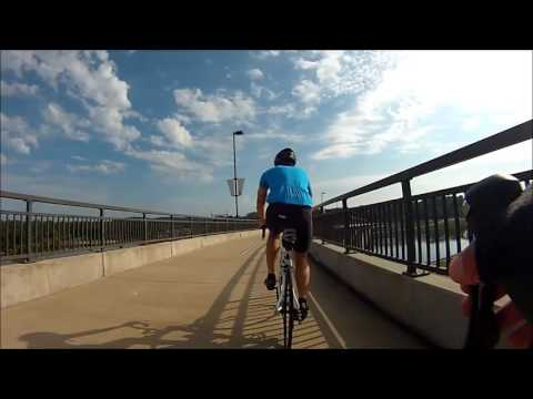 Little Rock River Trail Bike Ride