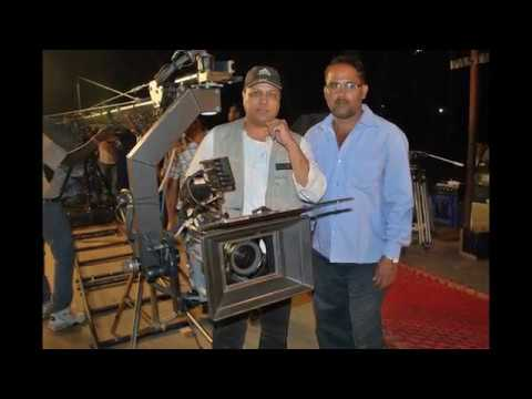 Lattest News Bollywood Director. Nizar  (Nick) Merchant In India For His Movie Shoot