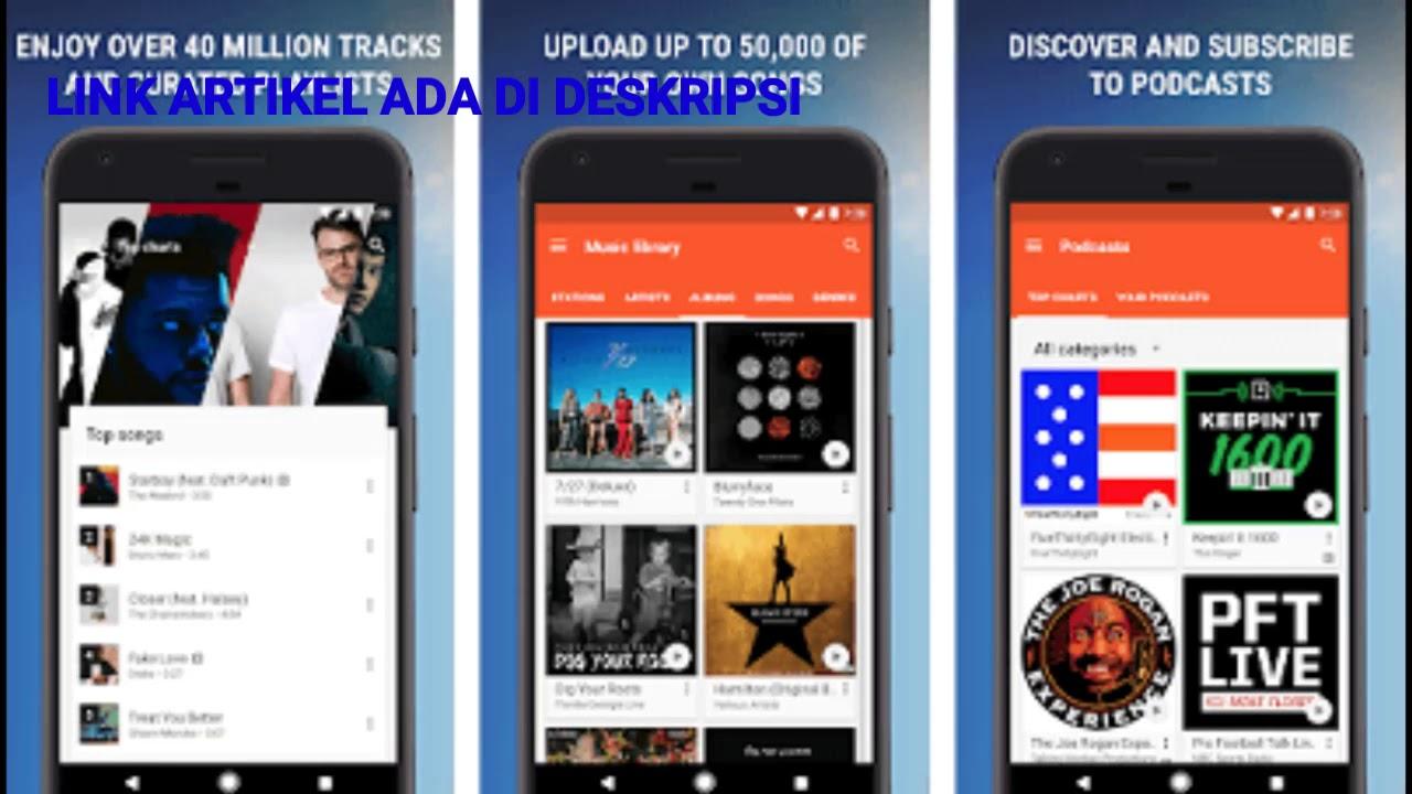 Aplikasi Android Keren Terbaru Youtube