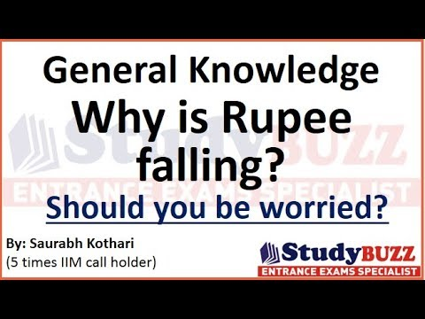 General Knowledge: Why Is Rupee Falling? Impact Of Dollar On Rupee