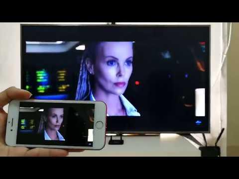 ต่อมือถือเข้าทีวีไร้สาย ด้วย Dongle Wifi-Display ต่อโทรศัพท์เข้าทีวีธรรมดาให้เป็นสมาร์ททีวีได้ง่ายๆ
