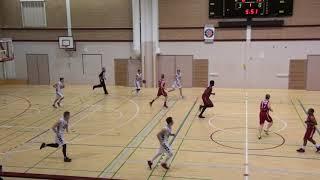 Aalto-Basket - JyWe, 16.12.2017, M1DB
