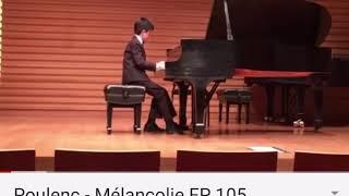 Kevin Xu. MTNA winners recital
