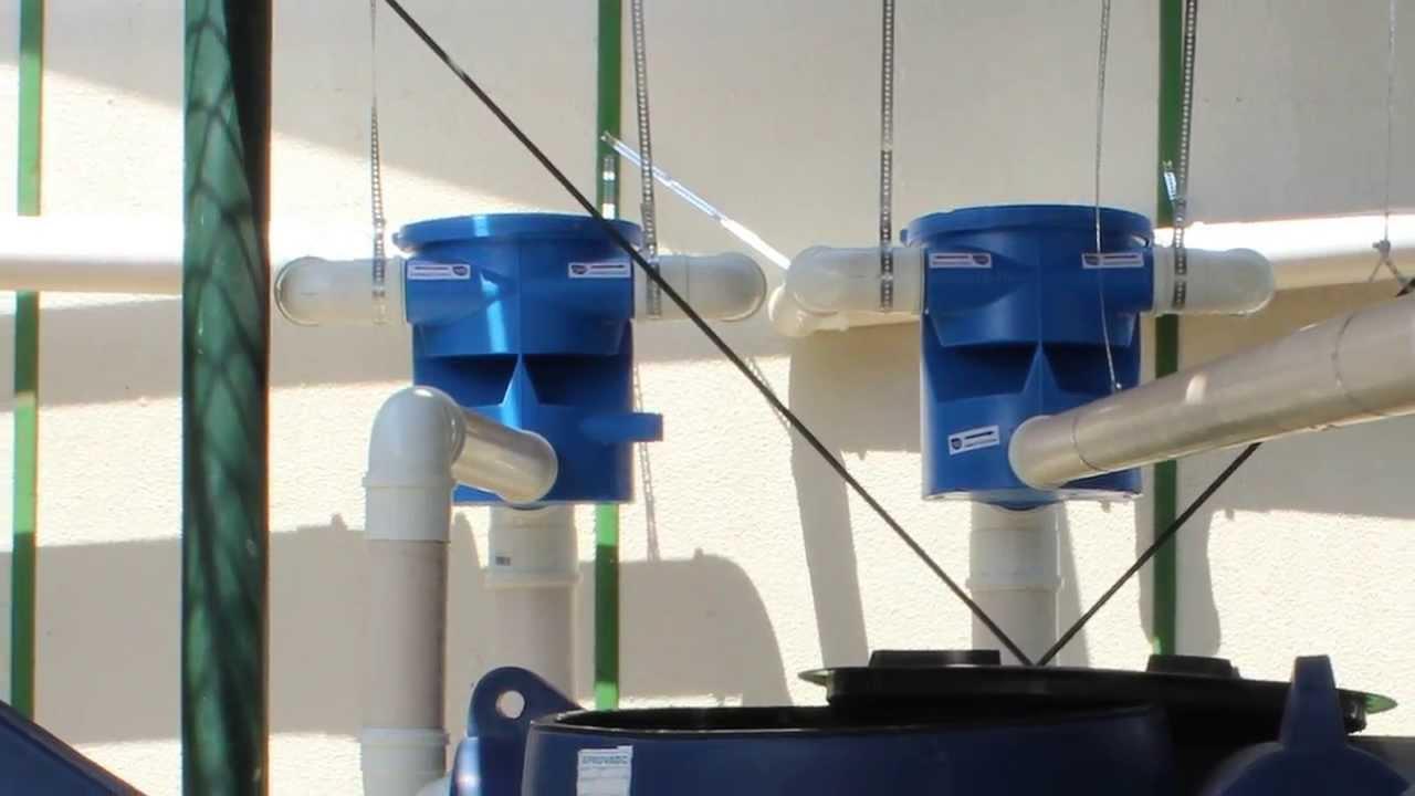 f0f7f01c2 Aproveitamento de Água da Chuva - ECOCASA Tecnologias Ambientais - YouTube