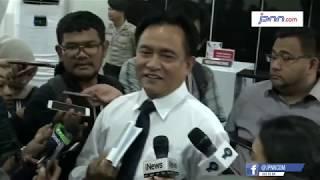 Kadernya Jadi Saksi Tim Prabowo, Yusril: Kesaksiannya Tak Membuktikan apa-apa